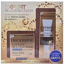 Düfte, Parfümerie und Kosmetik Gesichtspflegeset - Diadermine Women's Cosmetics Set (Gesichtscreme 50ml + Augencreme 15ml)