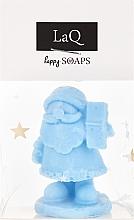 Düfte, Parfümerie und Kosmetik Handgemachte Naturseife Nikolaus mit Fruchtduft - LaQ Happy Soaps Natural Soap