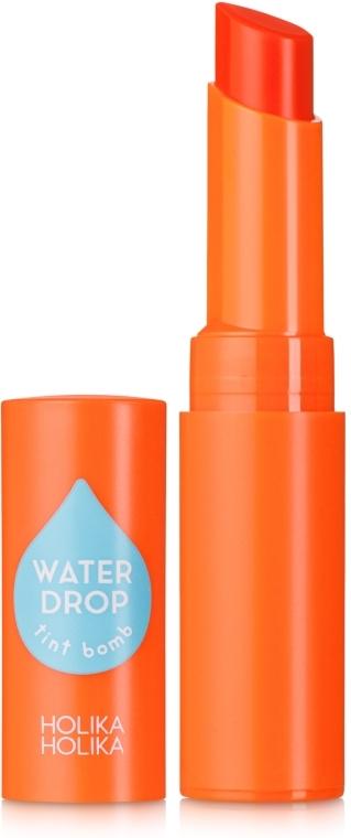 Feuchtigkeitsspendende Lippentinte - Holika Holika Water Drop Tint Bomb