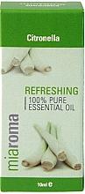 Düfte, Parfümerie und Kosmetik 100% Reines ätherisches Citronellaöl - Holland & Barrett Miaroma Citronella Pure Essential Oil