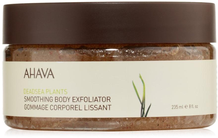 Glättendes Körperpeeling - Ahava Deadsea Plants Smoothing Body Exfoliator — Bild N1