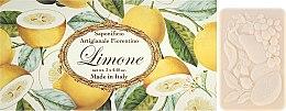 """Düfte, Parfümerie und Kosmetik Seifen-Set """"Zitrone"""" 3 St. - Saponificio Artigianale Fiorentino Lemon"""