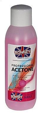 Nagellackentferner mit Kaugummiduft - Ronney Professional Acetone Chewing Gum