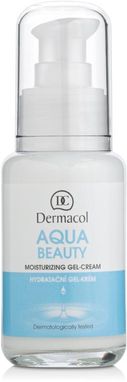 Feuchtigkeitsspendende Gel-Creme für das Gesicht - Dermacol Aqua Beauty — Bild N2