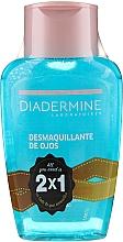 Düfte, Parfümerie und Kosmetik Gesichtspflegeset - Diadermine ( Augen-Make-up Entferner 2x125ml)