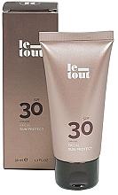 Düfte, Parfümerie und Kosmetik Sonnenschutzcreme für Gesicht LSF 30 - Le Tout Facial Sun protect