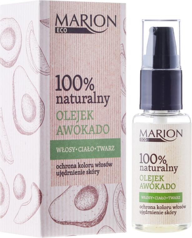 Avocadoöl für Haar, Körper und Gesicht - Marion Eco Oil
