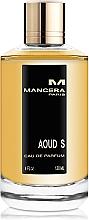 Düfte, Parfümerie und Kosmetik Mancera Aoud S - Eau de Parfum