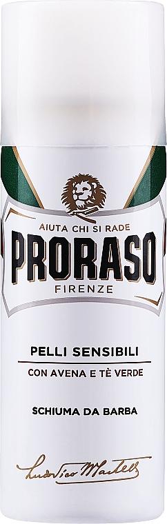 Rasierschaum für empfindliche Haut - Proraso White Shaving Foam