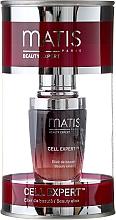 Düfte, Parfümerie und Kosmetik Verjüngendes Anti-Aging Gesichtsserum mit aktiven Pflanzen- und Nährstoffen - Matis Cell Expert Beauty Elixir