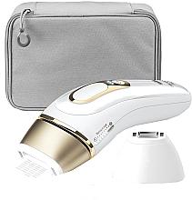 Düfte, Parfümerie und Kosmetik Foto-Epilierer weiß - Braun Silk-Expert Pro 5 PL 5117 IPL