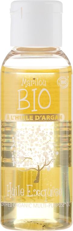Arganöl für Gesicht, Körper und Haare - Marilou Bio