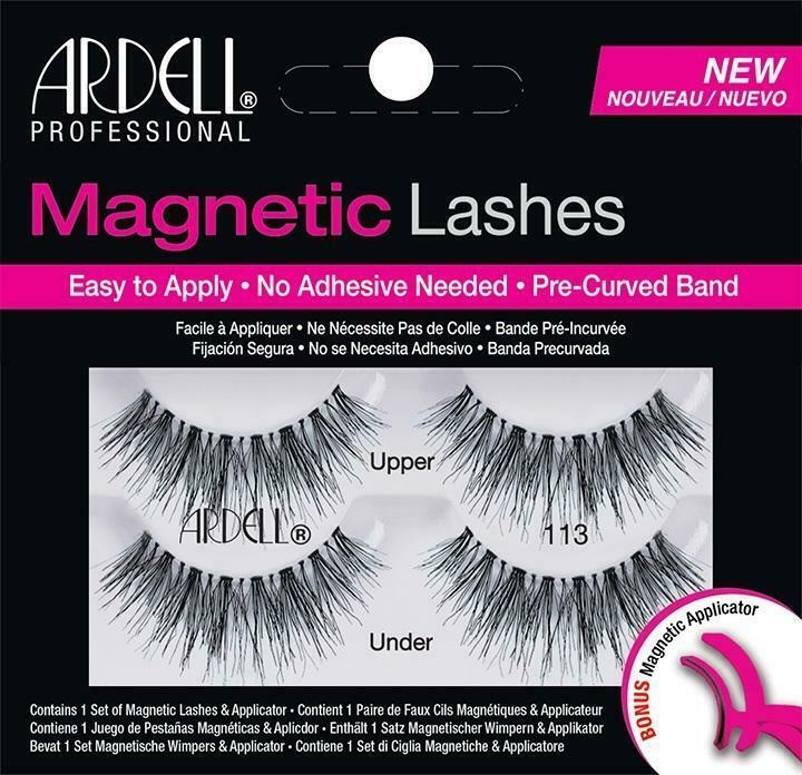 Magnetische Wimpern 113 - Ardell Magnetic Strip Lashes 113