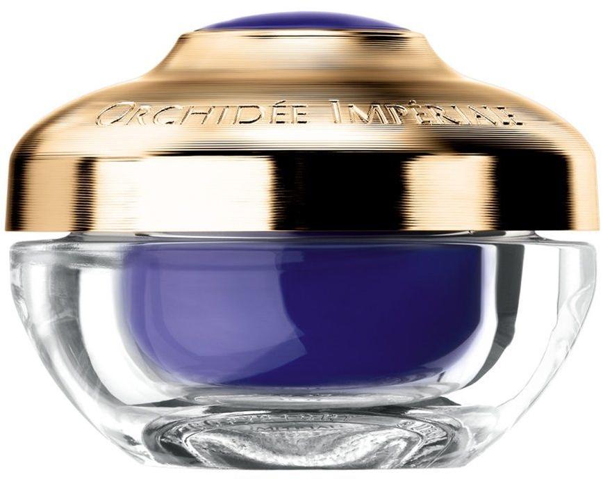 Anti-Aging Creme für Augen und Lippen - Guerlain Orchidee Imperiale Creme Yeux et Levres — Bild N1