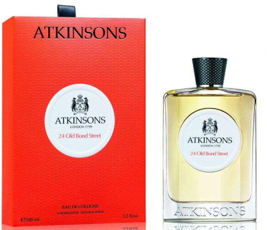 Atkinsons 24 Old Bond Street - Eau de Cologne — Bild N1