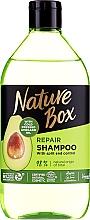 Düfte, Parfümerie und Kosmetik Shampoo mit kaltgepresstem Avocadoöl - Nature Box Avocado Oil Shampoo