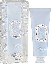 Düfte, Parfümerie und Kosmetik Handschutzcreme - Procle Hand Cream Slussen Wave