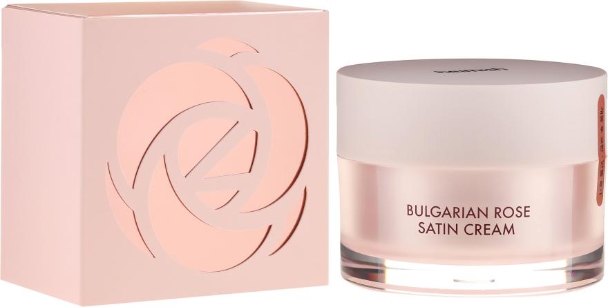 Feuchtigkeitsspendende Gesichtscreme mit bulgarischer Rose - Heimish Bulgarian Rose Satin Cream