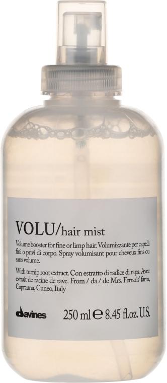 Haarspray für mehr Volumen mit Rübenwurzelextrakt - Davines Volumr Enhancing Conditioner — Bild N1