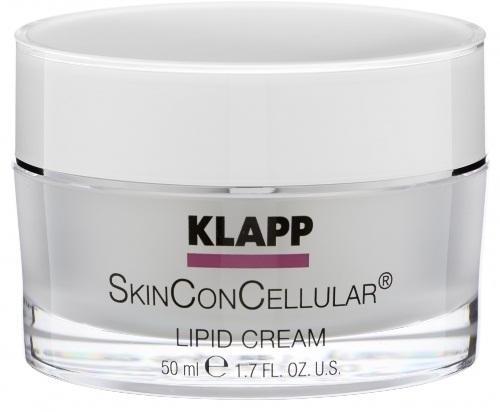 Nährende Gesichtscreme mit Lipiden - Klapp Skin Con Cellular Lipid Cream