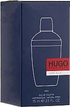 Düfte, Parfümerie und Kosmetik Hugo Boss Hugo Dark Blue - Eau de Toilette