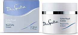 Düfte, Parfümerie und Kosmetik Feuchtigkeitsspendende Gesichtscreme mit Gelée Royale für Mischhaut - Dr. Spiller Royal Jelly Cream