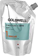 Düfte, Parfümerie und Kosmetik Erweichende Creme für normales bis feines Haar - Goldwell Structure + Shine Agent 1 Regular 1