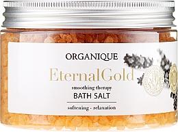 Düfte, Parfümerie und Kosmetik Entspannendes Badesalz Eternal Gold - Organique