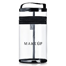 Düfte, Parfümerie und Kosmetik Kosmetiktasche Allvisible transparent 20x10 cm - MakeUp