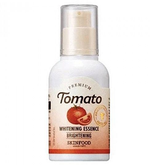 Aufhellende Gesichtsessenz mit Tomate - Skinfood Premium Tomato Whitening Essence