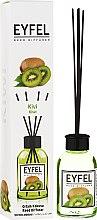 Düfte, Parfümerie und Kosmetik Raumerfrischer Kiwi - Eyfel Perfume Kiwi Reed Diffuser