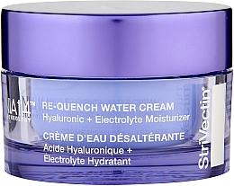 Düfte, Parfümerie und Kosmetik Feuchtigkeitsspendende Gesichtscreme mit Hyaluronsäure - StriVectin Advanced Hydration Re-Quench Water Cream Hyaluronic + Electrolyte Moisturizer