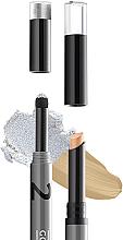 Düfte, Parfümerie und Kosmetik Concealer-Highlighter für die Augen - Gokos Cover&Glow