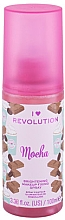 Düfte, Parfümerie und Kosmetik Make-up-Fixierspray Mocha - I Heart Revolution Fixing Spray Mocha