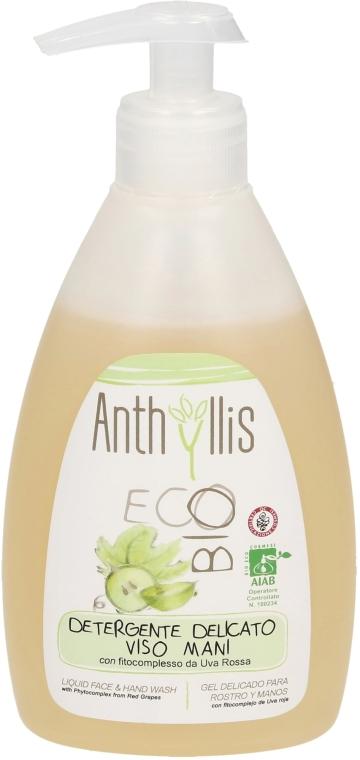Sanftes Hand- und Gesichtswaschgel - Anthyllis Gentle Face Wash Gel