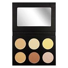 Düfte, Parfümerie und Kosmetik Gesichts-Concealer - Makeup Revolution Katie Price Conceal Contour&Light for Men