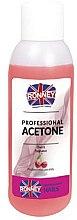 Düfte, Parfümerie und Kosmetik Nagellackentferner mit Kirschduft - Ronney Professional Acetone Cherry