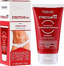Düfte, Parfümerie und Kosmetik Aktivcreme gegen Schwangerschaftsstreifen - Floslek Slim Line Active Cream To Prevent Stretch Marks Stretch Free