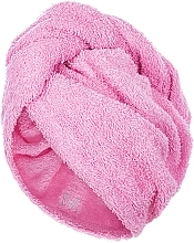 Düfte, Parfümerie und Kosmetik Haarturban rosa - MakeUp