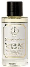 Düfte, Parfümerie und Kosmetik Bartöl vor dem Rasieren - Taylor of Old Bond Street Aromatherapy Pre-Shave Oil