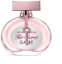 Düfte, Parfümerie und Kosmetik Antonio Banderas Her Secret Game - Eau de Toilette