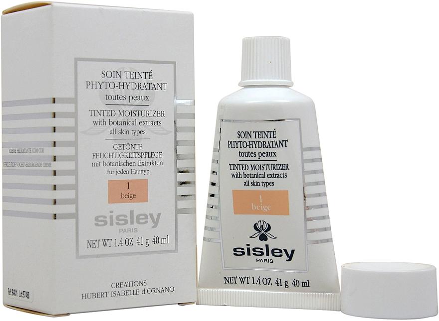 Feuchtigkeitsspendende getönte Tagescreme - Sisley Tinted Moisturizer — Bild N3