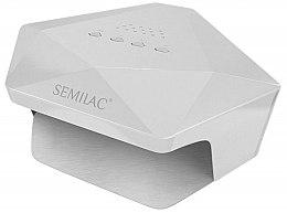 Düfte, Parfümerie und Kosmetik UV/LED Lampe 36 Watt weiß - Semilac Diamant 36W