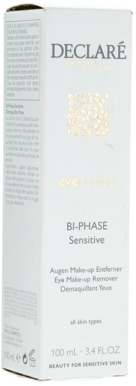 Augen-Make-up-Entferner - Declare Bi-Phase Sensitive Eye Make-up Remover — Bild N1