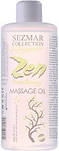 Düfte, Parfümerie und Kosmetik Massageöl Zen aus reinen ätherischen Ölen - Sezmar Collection Professional Zen Aromatherapy Massage Oil