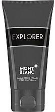 Düfte, Parfümerie und Kosmetik After Shave Balsam - MONTBLANC Explorer