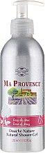 "Düfte, Parfümerie und Kosmetik Duschgel ""Mai Rose"" ( Nachfüller) - Ma Provence Shower Gel Rose Of May"