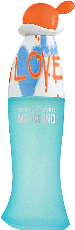 Moschino I Love Love - Eau de Toilette