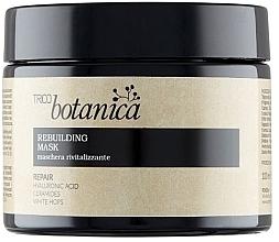 Düfte, Parfümerie und Kosmetik Revitalisierende Haarmaske mit Hyaluronsäure, Ceramiden und Hopfen - Trico Botanica Rebuilding