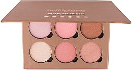 Düfte, Parfümerie und Kosmetik Highlighter-Palette - Bellapierre Cosmetics Glowing Palette